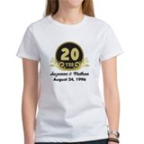 43 wedding anniversary personalize Women's T-Shirt