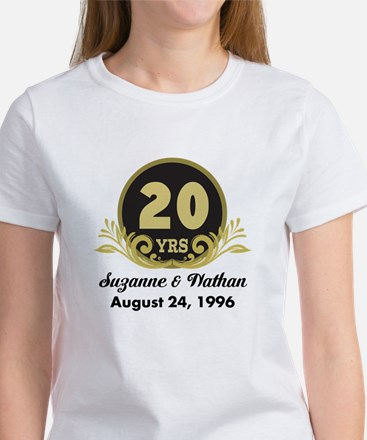 20Th Wedding Anniversary Gifts for 20th Wedding Anniversary | Unique ...