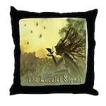 Lorelei Signal Throw Pillow