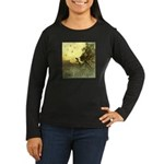 Lorelei Signal Women's Long Sleeve Dark T-Shirt