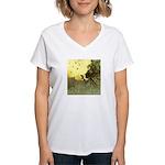 Lorelei Signal Women's V-Neck T-Shirt