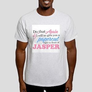 Don't make me Light T-Shirt