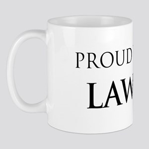 Proud Lawyer Mug