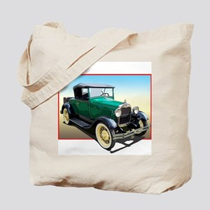 The A Roadster Tote Bag