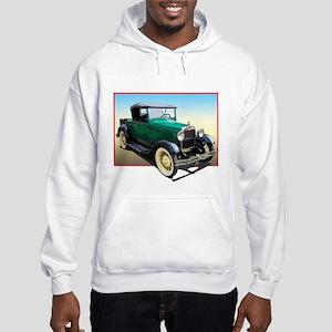 The A Roadster Hooded Sweatshirt