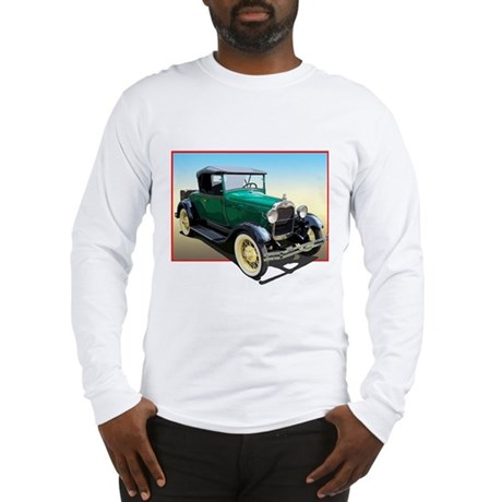 The A Roadster Long Sleeve T-Shirt