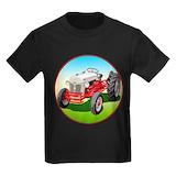 Ford tractor Kids T-shirts (Dark)