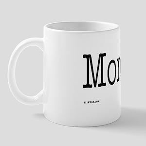 Monday - On a Mug