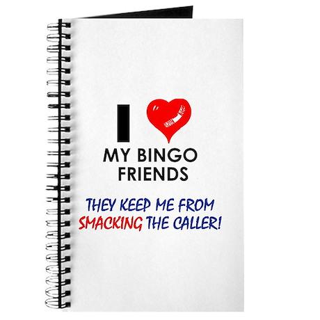 I love my Bingo Friends Journal