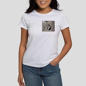 Apollo 11 Bootprint Women's T-Shirt