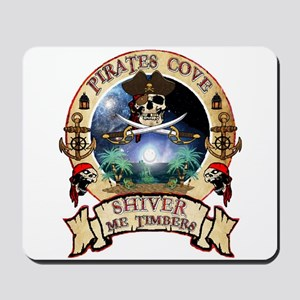 Pirates Cove Mousepad