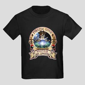 Pirates Cove Kids Dark T-Shirt