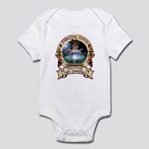 Pirates Cove Infant Bodysuit