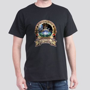 Pirates Cove Dark T-Shirt