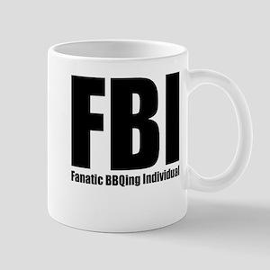 Fanatic BBQing Individual Mug