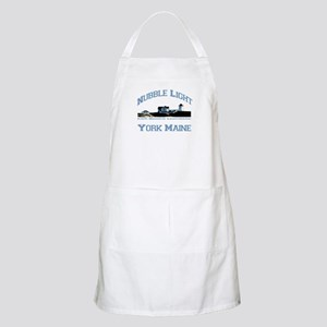 York, Maine BBQ Apron