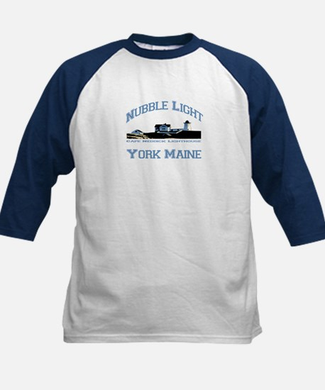 York, Maine Kids Baseball Jersey