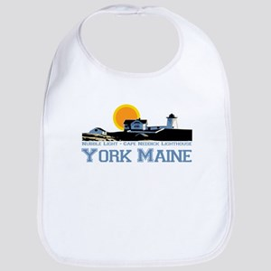 York, Maine Bib
