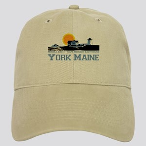 York, Maine Cap