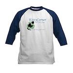 Kitty Corner Kids Baseball Jersey