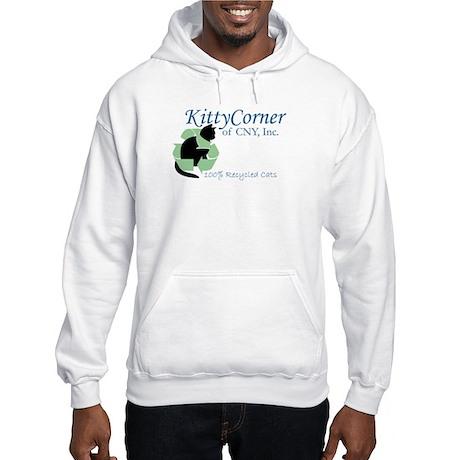 Kitty Corner Hooded Sweatshirt