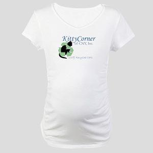 Kitty Corner Maternity T-Shirt