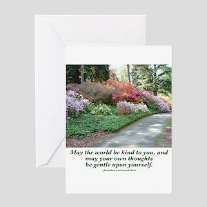 Greeting Card: Kind-Gentle