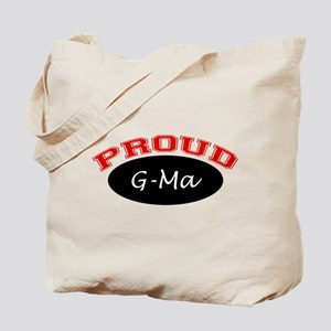 Proud G-Ma Tote Bag