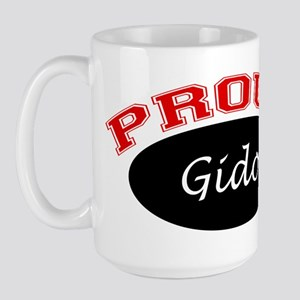 Proud Gido Large Mug