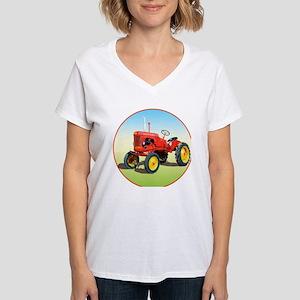 The Heartland Classic Pony Women's V-Neck T-Shirt