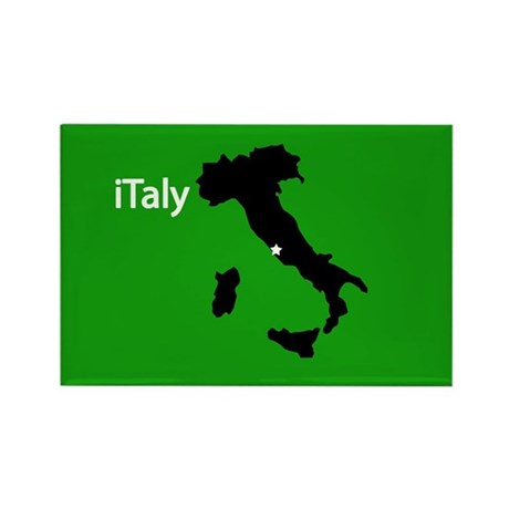 iTaly Rectangle Magnet (100 pack)