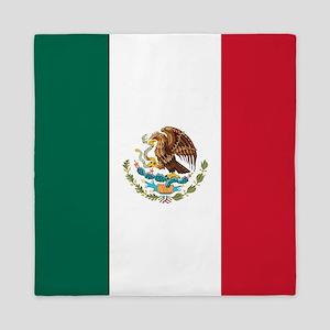 mexico-flag_sb Queen Duvet
