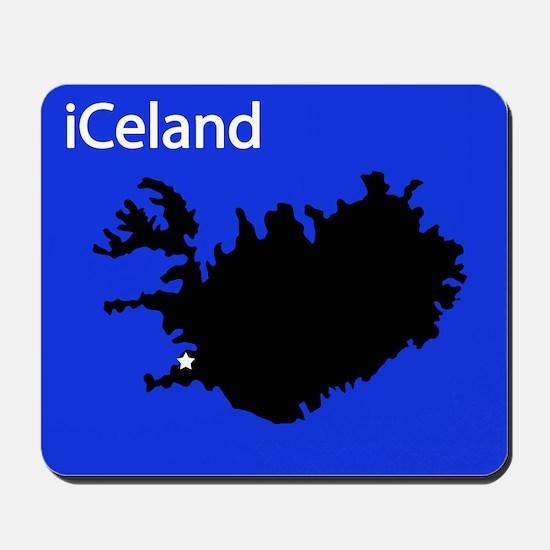 iCeland Mousepad