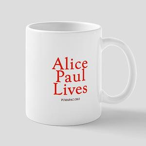 Alice Paul Lives Mug