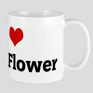 I Love Suz's Flower Mug