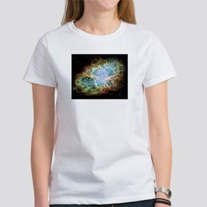 Crab Nebula Women's T-Shirt