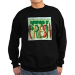 Keeping It Fresh Sweatshirt (dark)