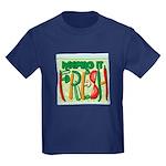 Keeping It Fresh Kids Dark T-Shirt