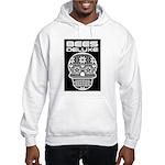 Bees Deluxe Skull Sweatshirt
