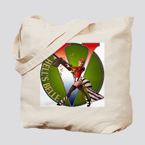 Hell's Belle Tote Bag