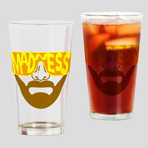 Madness sunglasses Drinking Glass