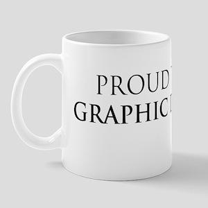 Proud Graphic Designer Mug