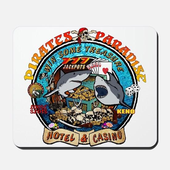 Pirate Paradise Mousepad