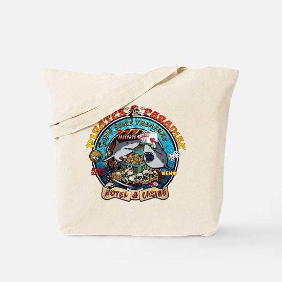 Pirate Paradise Tote Bag