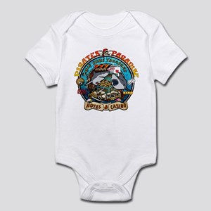 Pirate Paradise Infant Bodysuit