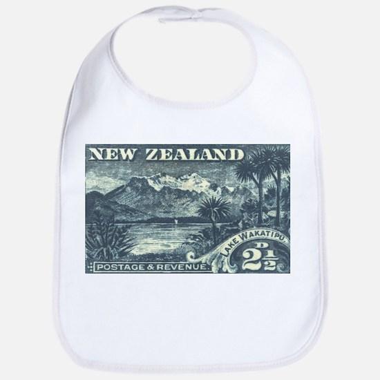 New Zealand Pictorials Bib