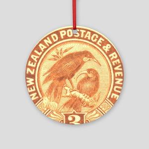 New Zealand Pictorials Ornament (Round)