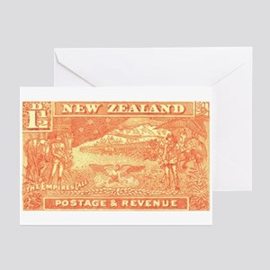 New Zealand Pictorials Greeting Cards (Pk of 10)
