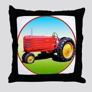The Heartland Classic Super 1 Throw Pillow