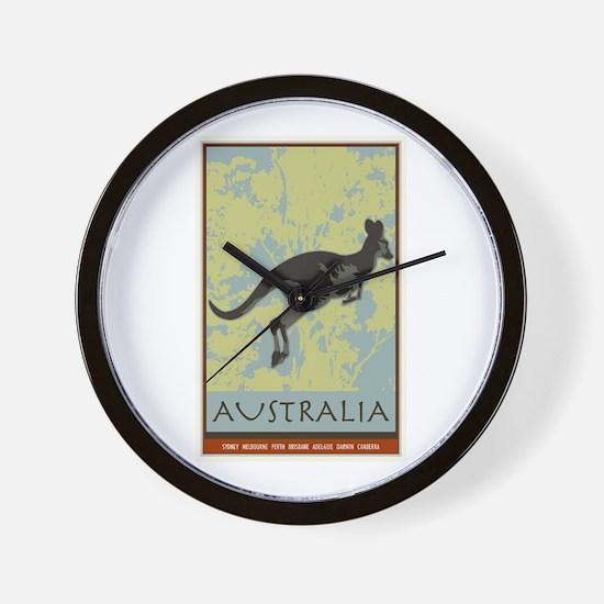 Australia II Wall Clock
